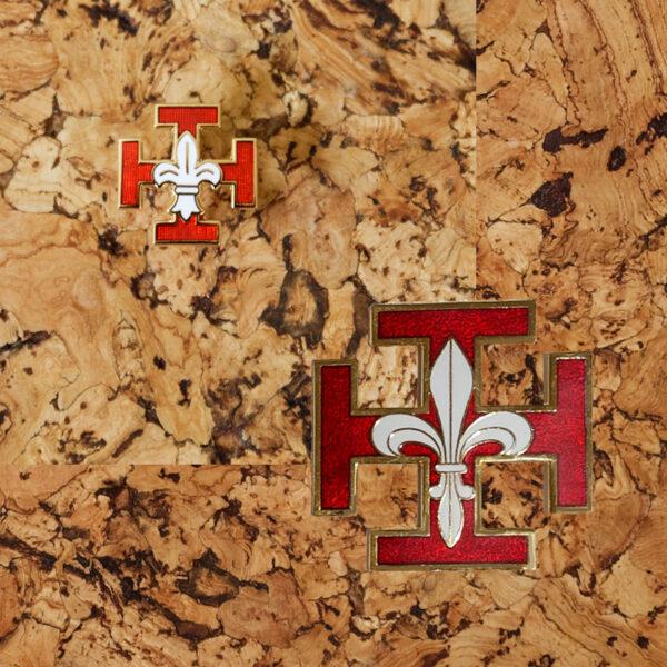 Croix scoutes