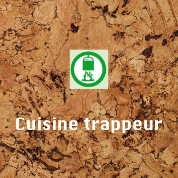 Aventure - Cuisine trappeur