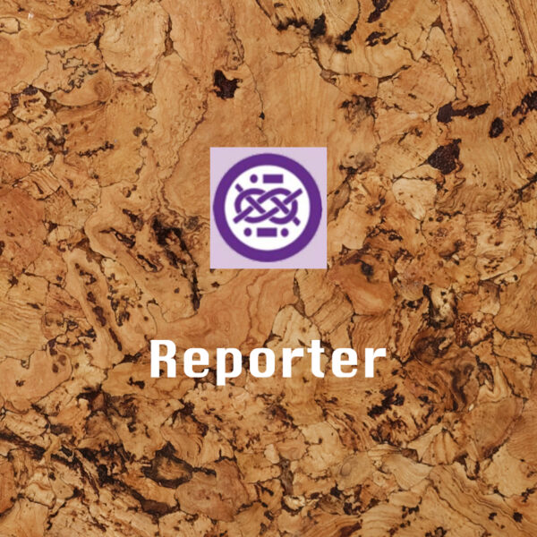 Aventure - Reporter